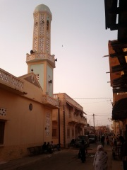 Mosque in Saint-Louis